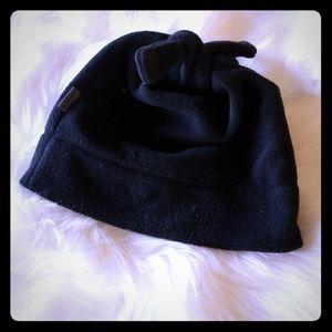 Beanie hat black old navy fleece